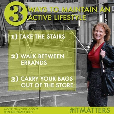 Top 10 Ways to Fit Activity into Daily Life