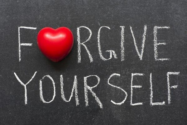 The path to self-forgiveness