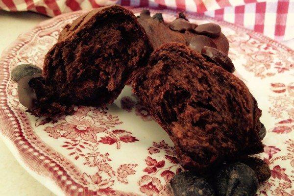 Gluten-free Chocolate Peanut Butter Muffins
