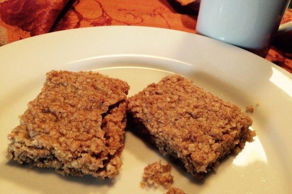 Gluten-free protein bars