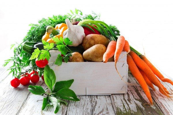 Fresh, organic produce delivered to your front door