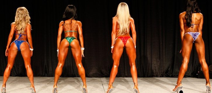 bikini-competition-rear-pose