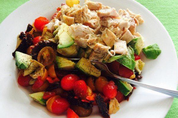 Tomato Salad Antipasti