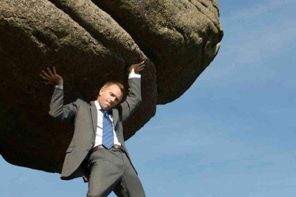 Drop the rock: letting go of emotional trauma