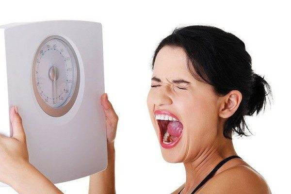 7 things I do when the scale makes me a raving lunatic