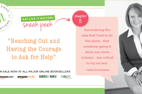 "Book Excerpt: Chapter 5 ""Reaching Out: Having the Courage to Ask for Help"""
