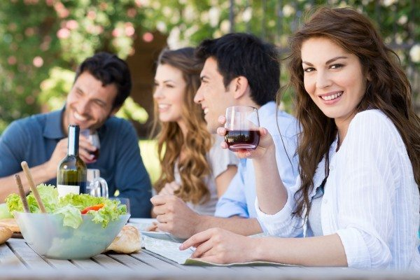 Podcast: Throwing a healthy dinner party