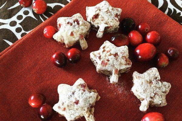 Recipe: Turkey & Cranberry Dog Treats