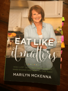 Book review of Eat Like It Matters by PoweredByBLING