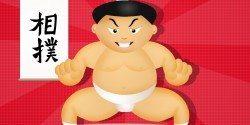 funny sumo wrestler