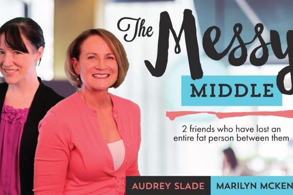 "PODCAST / VIDEO: ""What do you eat every day to maintain weight loss?"" The Messy Middle, Episode 3"