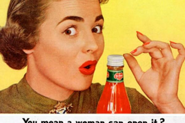 """PODCAST: """"Advertising to Women"""" Naked Broad View, Episode 24"""